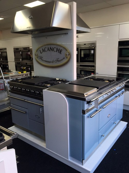 Coopers Appliances New Lacanche Display
