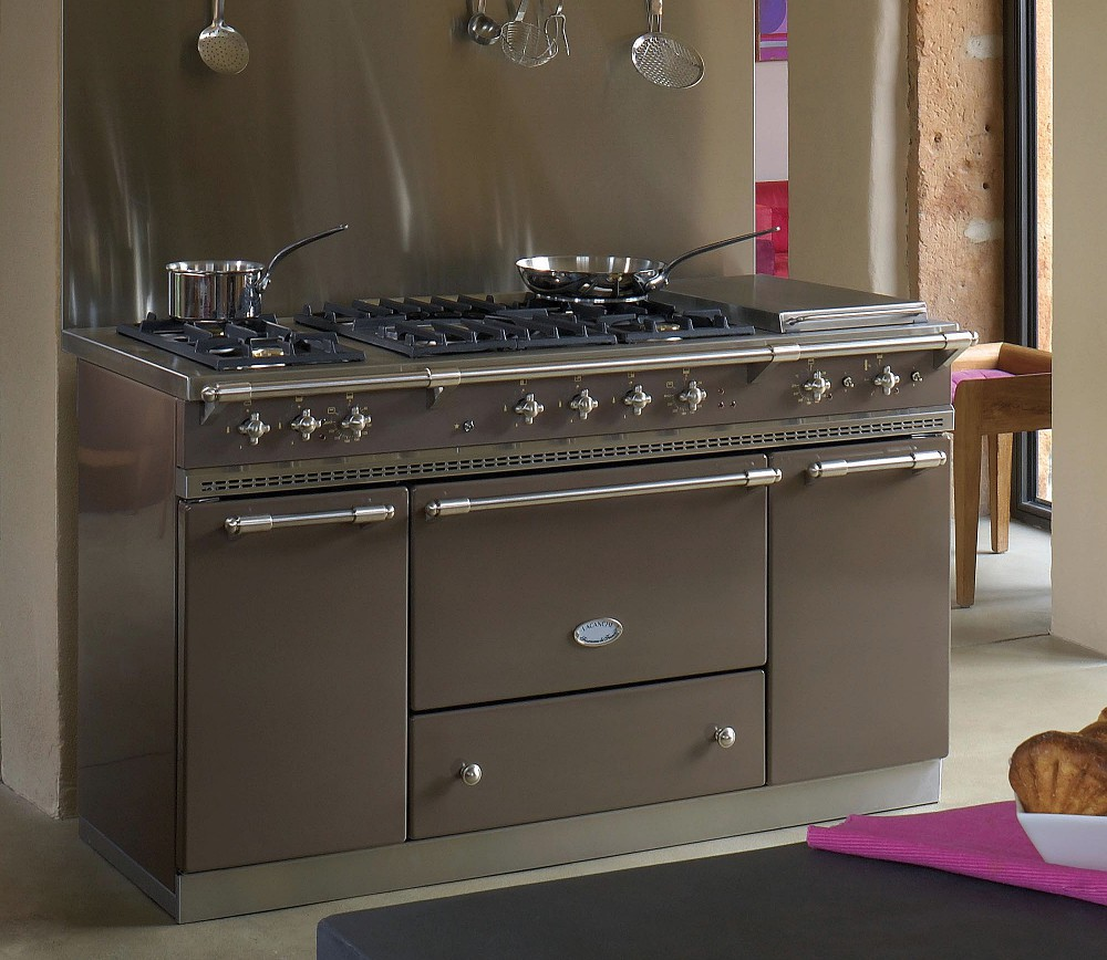 Range Cooker Builder