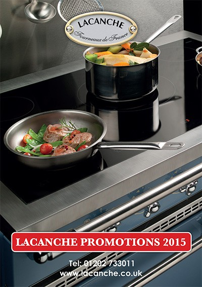 Lacanche Classic & Moderne 2015 Promotions