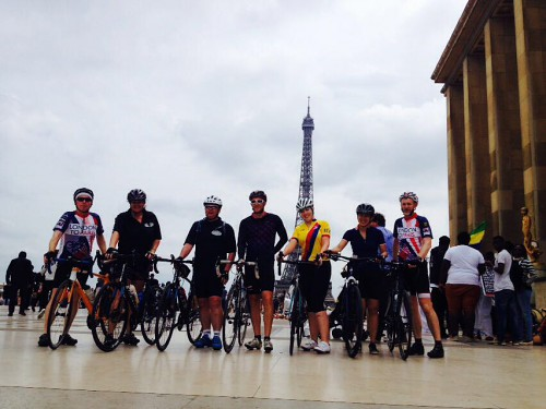 Day 4 Paris or Bust!