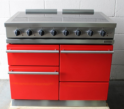 Lacanche Range Cooker Ambassade 1000mm in London Red