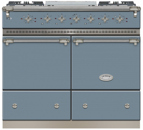 Lacanche Classic Cluny 1000mm Slate Grey / Nickel