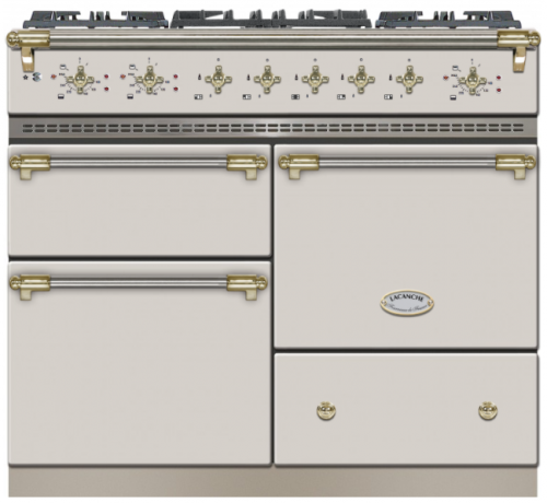 Lacanche Classic Macon 1000mm Ivory / Brass